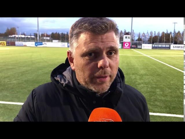 Ási Arnars: Auðvelt að flauta okkur útúr þessu