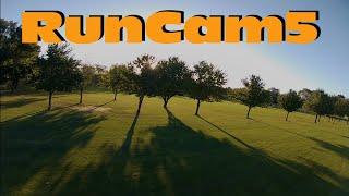RunCam 5 Orange Golden Hour