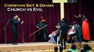 Christian Skit & Drama - Church vs Evil