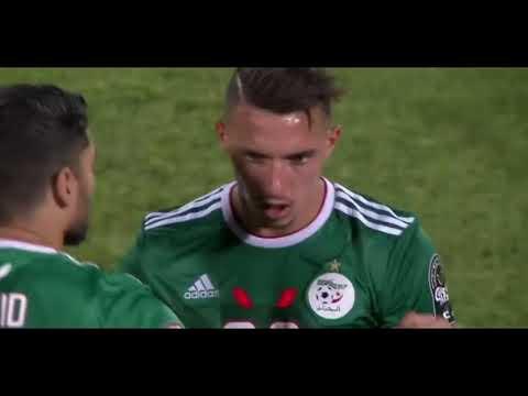 Vidéo : l'espoir renaît chez les supporters algériens
