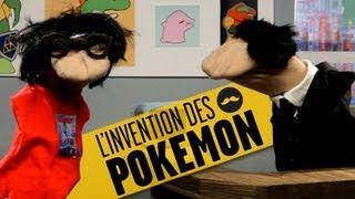 L'Histoire racontée par des Chaussettes - l'invention des Pokemon