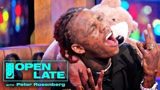 Open Late with Peter Rosenberg - Famous Dex Opens Up, Plus Pedicures With Rico Nasty