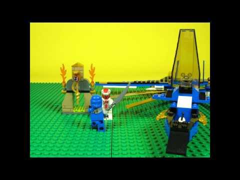 Vidéo LEGO Ninjago 9442 : Le supersonique de Jay