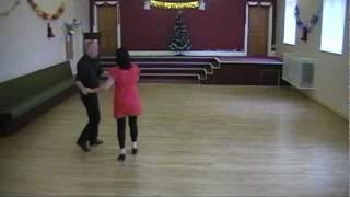 ROCK BOTTOM  ( Western Partner Dance )