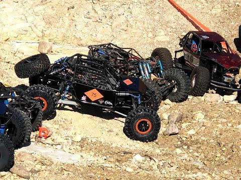 RC Rock Bouncer Racing At Regal Hill- Hill 2 Run 1 Of 2