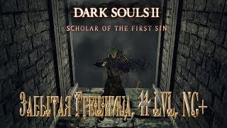 Забытая Грешница [The Lost Sinner], 11 LVL, NG+ Dark Souls 2: Scholar of the First Sin #