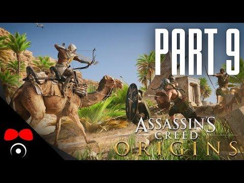 ZABIJÁK VÝBĚRČÍCH! | Assassin's Creed: Origins #9