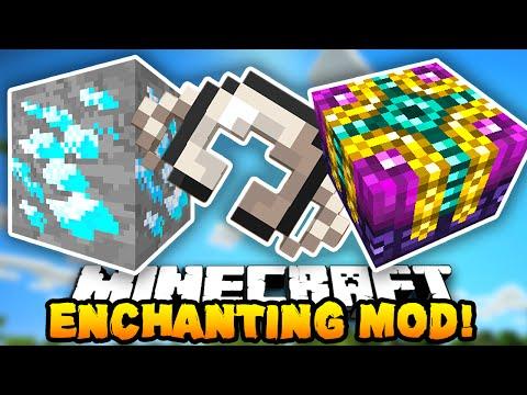 Minecraft MOD SHOWCASE! (Enchanting Plus, Quartz Armor & Dense Ores!) | Mods