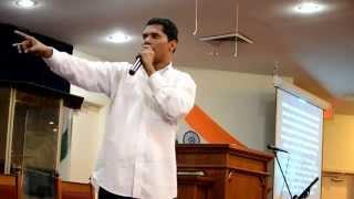 Sermon by k j Thomas