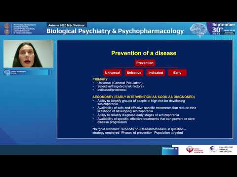 Vrublevska J. - The prodromal phase of schizophrenia - what do we really know?