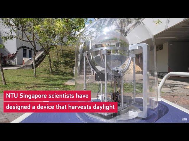 В Сингапуре разработали простой и эффективный концентратор солнечного света