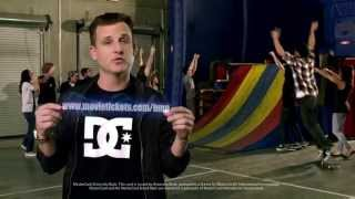 "BillMyParents/MovieTickets.com ""Check It!"" feat. Rob Dyrdek"