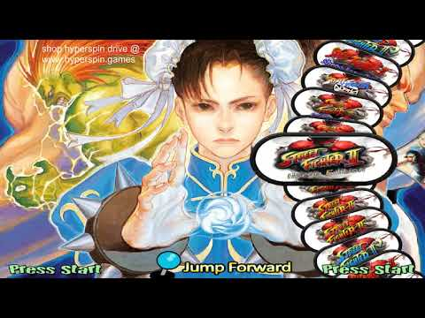 Hyperspin 2019 MUGEN Midway Classics Sega ST-V Nintendo MAME
