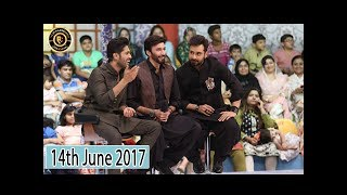 Jeeto Pakistan - 14th June 2017 -  Fahad Mustafa - Top Pakistani Show