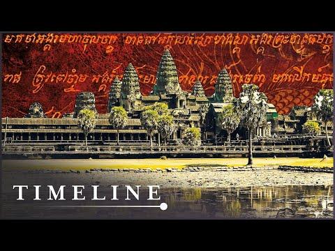 Waarom werd -Angkor Wat- verlaten? | De stad van Goden|