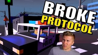 GTA V In Low Poly!   Broke Protocol [PC Game] Let's Play Broke Protocol Gameplay!