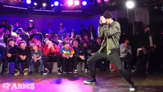 CTUT vs NARI Exhibition Battle ARMS vol.1 2015 | YAK BATTLES