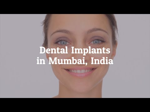 Dental Implants in Mumbai, India Get Affordable