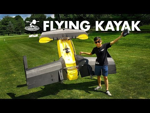 attempting-to-make-a-kayak-fly---rc-flying-kayak