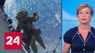 Скафандр нового поколения впервые испытают на МКС