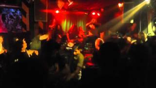 Disgorge US   Revelations XVIII live @Tyrannizing Europe Tour 2013, Winston Amsterdam