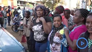 Alleged conman cornered in Kiambu town