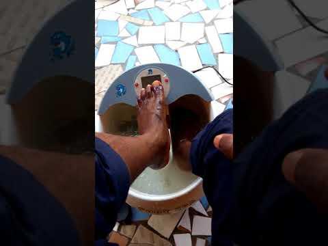Le moyen national à la thrombose sur les pieds