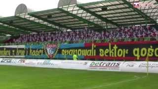preview picture of video 'GKS Bełchatów - Górnik Zabrze (04.05.2013)'