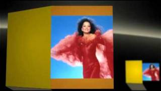 DIANA ROSS  hope is an open window