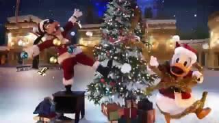 Tokyo Disney Christmas CM 2016