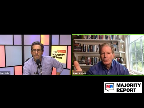 Why the Republican Party Was Always a Lie w/ Stuart Stevens - MR Live - 9/2/20