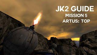 Artus Topside : Jedi Knight 2 complete walkthrough