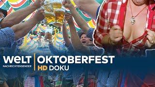 O'zapft is! Alle Jahre wieder strömen tausende Besucher aus der ganzen Welt auf die Wiesen zum Oktoberfest, das Volksfest der Superlative nach München. Neben den fleißigen Festzeltbedienungen, die die Maßkrüge Bier durch die feier- und vor allem trinkfreudige Menge balancieren, darf die Riege der deutschen A- bis C-Prominenz ebenfalls nicht fehlen. Doch wie sieht es hinter den Kulissen des Oktoberfestes aus, warum fasziniert es so viele Menschen und was ist der Kotzhügel ( 8:17 )? Unsere Oktoberfest Doku verrät es.  Unsere Reportagen & Dokumentationen - http://bit.ly/WELTdokus  Abonniere den WELT YouTube Channel - http://bit.ly/WeltVideoTVabo  Die Top-Nachrichten auf WELT.de - http://bit.ly/2rQQD9Q  Die Mediathek auf WELT.de - http://bit.ly/2Iydxv8  Der WELT Nachrichten-Livestream - http://bit.ly/2fwuMPg  Besuche uns auf Instagram - http://bit.ly/2X1M7Hk  #Oktoberfest #Wiesn #München  Video 2019 erstellt