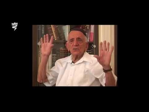Mordochee Krief, rescapé de la Shoah, raconte l'arrivée des Allemands en Tunisie et son arrestation