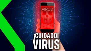 CÓMO SABER si tengo un VIRUS en el MÓVIL: LOCALIZA y DESTRUYE el MALWARE de tu ANDROID o IPHONE