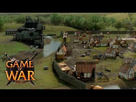 Game of War: Fire Age Commercial