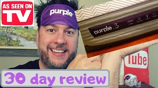 Purple hybrid premier 3 review: 30 day review!