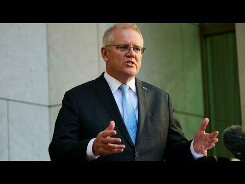 """Sous-marins : l'Australie assure avoir eu de """"profondes et sérieuses réserves"""" • FRANCE 24"""