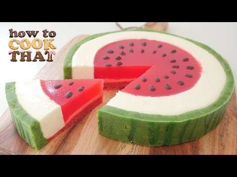 Video SUMMER WATERMELON DESSERT How To Cook That Ann Reardon Watermelon Week