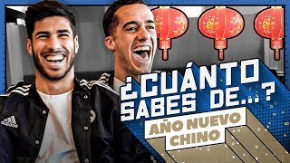 Real Madrid galácticos in China?   ASENSIO & LUCAS VÁZQUEZ quiz!