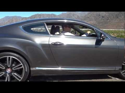 Bentley Continental GT V8 Coupe Review