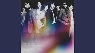 PENTAGON - Pretty Pretty (2020 Japanese Version)
