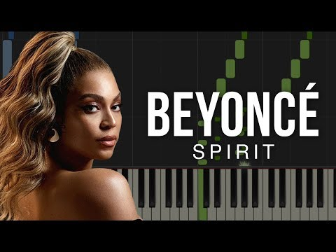 Spirit - Beyonce from The Lion King | Piano Tutorial