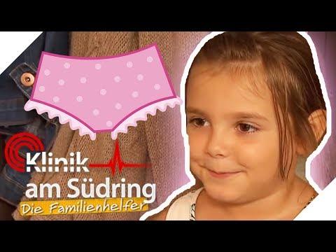 Schlüpfer-Schurke: Wieso klaut Melina (6) fremde Unterhosen? | Die Familienhelfer | SAT.1