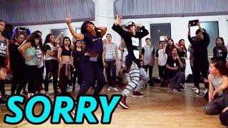 """SORRY""   Justin Bieber Dance | @MattSteffanina Choreography (@JustinBieber #Sorry)"