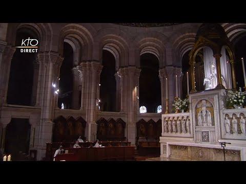 Prière du Milieu du jour du 20 mai 2021 des Bénédictines du Sacré-Coeur de Montmartre
