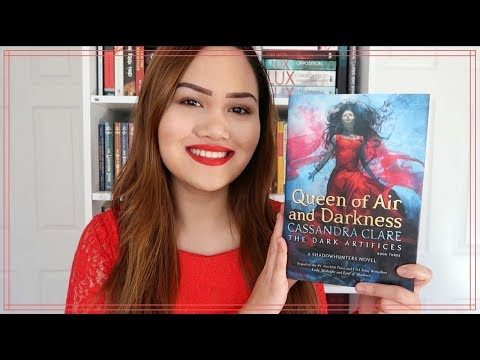 QUEEN OF AIR AND DARKNESS BY CASSANDRA CLARE // Book Review and Discussion