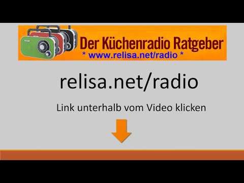 ➤ Küchenradio mit CD