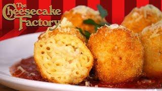 Cheesecake Factory Fried Mac & Cheese - Recipe Hack