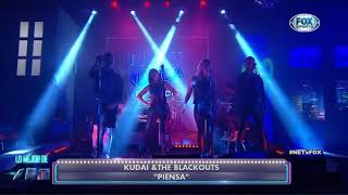 Kudai - Piensa (NET)Feat The Blackouts